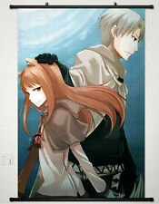 Anime Poster Wall Scroll - 002 Spice and Wolf Horo 24x36inch