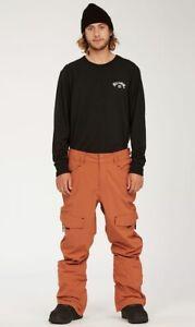 Billabong Ascent STX 45K Waterproof Ski and Snowboard Pants Men's Size Large New