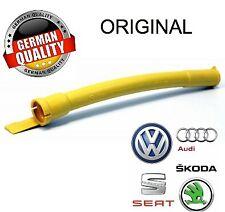 ORIGINAL VW AUDI SEAT SKODA jauge à huile entonnoir 038103663 POUR 1.9 TDI NEUF