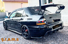 Mitsubishi Lancer Evolution Evo 7/8/9 FIBERGLASS GT Wing Spoiler full kit v8