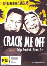 THE LAUGHING SAMOANS ~ CRACK ME OFF (DVD) (NTSC ALL REGIONS)