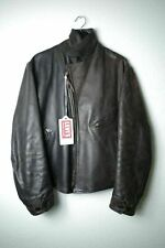 LEVIS VINTAGE CLOTHING LVC X AERO LEATHER JACKET LEDERJACKE XL DEADSTOCK