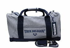 TRUE RELIGION CHAMBRAY DUFFLE INDIGO BRAND NEW W/ TAGS