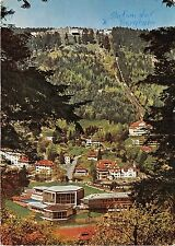 B34010 Wildbad im Schwarzwald Bergbahn  germany