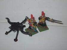 Warhammer Fantasy elfos alto Perno lanzador #3 metal fuera de imprenta