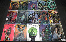 The Darkness Comic Lot 25Pc (Vf-Nm) + Witchblade