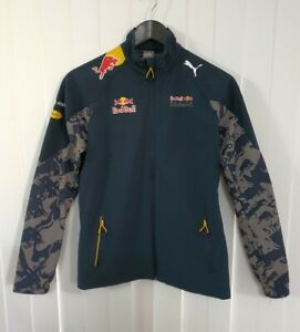 Puma Red Bull Racing Formula One Team Kids Children's Jacket Size XL As new