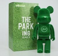Action Toy Bear PARKING GINZA Gift Hypebeast 400% Brick
