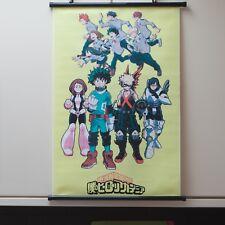 My Hero Academia Boku No Hero Wall Scroll Anime Art 40x63cm UK STOCK