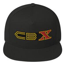 Honda CBX Embroidered Flat Bill Cap