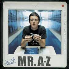JASON MRAZ MR. A-Z AZ CD SEALED W/ Rachael Yamagata & JELLYFISH & raul Midon