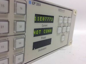 Phillips BTS CP-3864 Router Control Panel