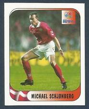 MERLIN-EURO 96 WITHDRAWN STICKER- #276-MICHAEL SCHJONBERG