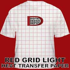 *Tshirt Inkjet Iron On Heat Transfer Paper 11x 17 50PK