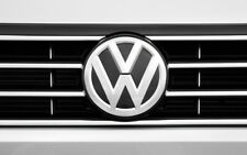 """2016 VOLKSWAGEN PASSAT GRILLE BADGE A4 POSTER GLOSS PRINT LAMINATED 11.7"""" x 7.3"""""""