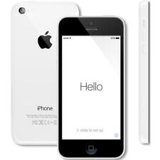 Apple iPhone 5C - 32GB - White (GSM Unlocked; AT&T / T-Mobile) Smartphone