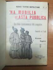 'NA MUBILIA ALL'ASTA PUBBLICA NUOVO TEATRO NAPOLETANO SCIOSCIAMMOCCA RUGGIERO 19