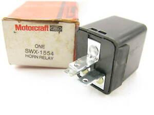 Motorcraft SWX-1554 Horn Relay - HR151 MT0529 R636 1R1726 16133 7D8 D1776