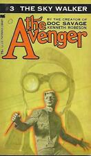 The Avenger #3: THE SKY WALKER by Kenneth Robeson (Creator of Doc Savage)