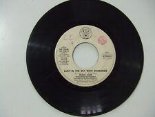 """Elton John – Lucy In The Sky With Diamonds-Disco 45 giri 7"""" Ed. Promo Juke Box"""