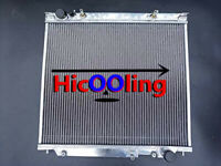 3 Rows Aluminum Radiator For MITSUBISHI DELICA SPACE GEAR 2.5 2.8 1994-2005