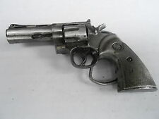 1970s VINTAGE BELT BUCKLE #18- 24 - GUN -  BERGAMOT BRASS WORKS