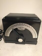 Vintage Franz Electric Metronome Model Lm-4 Art Deco Music Tempo Beat Tested