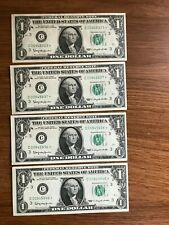 1963 $1 Star Note currency  1963  * Replacement Notes KANGAROO SET OF 4