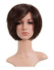 Extensions cheveux synthétiques noir pour femme