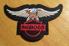 Patch Big Boss Eagle come da foto Aquila Termoadesiva