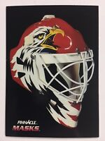 1992-93 ED BELFOUR Pinnacle Canadian MASKS Chicago Blackhawks 265