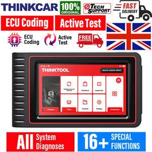 THINKTOOL-37 PRO+ Car OBD2 Fault Code Reader Auto Diagnostic Scanner Reset Tool