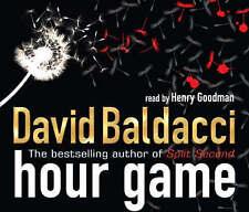 Entertainment Audio Books in English for David Baldacci