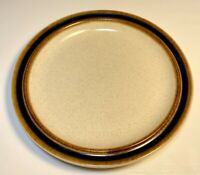 "Mid-Century VTG Yamaka Stoneware Suncraft 7-1/2"" SY 6001 Luna Salad/Dinner Plate"