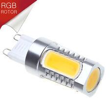 Bombilla LED G9 Bi Pin LED COB 7.5W Blanco Cálido 110V - 220V - Consumo 7.5W