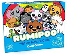 Rumipoo Family Card Game With Animals And Unicorns