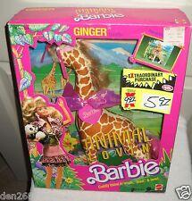 #9179 NRFB Vintage Mattel Animal Lovin' Barbie Ginger the Giraffe