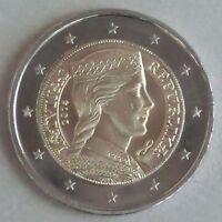 2 Euro Kursmünze Lettland 2014 unz