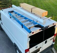 Heavy Duty 3 Bar Steel Ladder roof rack Fits RAM ProMaster Low Roof all years