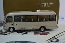 OEM brand new Toyota coaster 1:24 car model die cast (L)