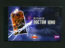 2013 DY6 Doctor Who Prestige booklet - NO STAMPS