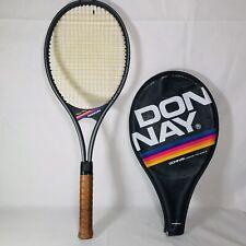 Donnay Bjorn Borg Graphite Composite Tennis Racquet Light 5 Midsize & Cover VG