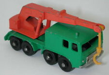 Matchbox Lesney No. 30 8 Wheel Crane oc14423