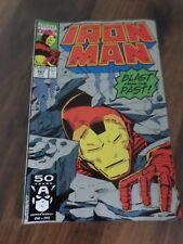 Iron Man #267 Marvel comics