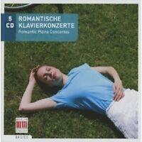 ROMANTISCHE KLAVIERKONZERTE 5 CD NEU VARIOUS