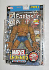 Marvel Legends Series 2 The Thing Figure with Comic Book year 2002 Brand NEW