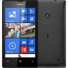 New Nokia Lumia 520 Windows 8GB 3G 4 inch Touchscreen Wifi Smartphone Unlocked