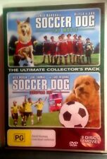 Soccer Dog - The Movie  / Soccer Dog - European Cup (DVD, 2007, 2-Disc Set)