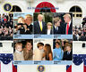 Grenanda 2017 - President Trump - The First Family - Sheet of 6 - MNH