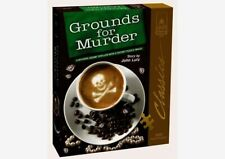 Be Puzzled Jigsaw Puzzle 1000pc - Grounds for Murder